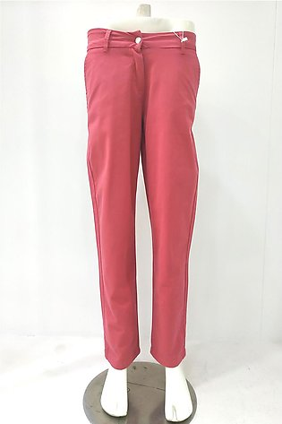JE-03 Jegging Pale Hibiscus