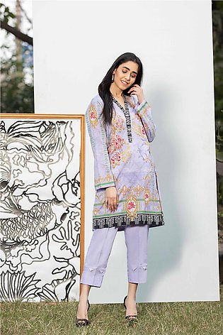 DPL20 126 Suit | Embroidered | 2 Pc
