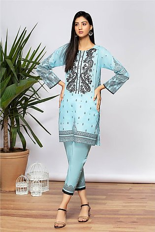 DPL20-79 Suit | Paste Printed | 2 Pc