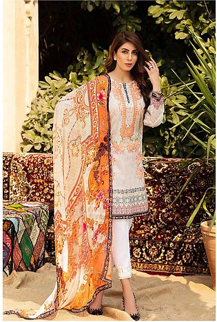 DPL20-31 Suit | Embroidered | 2 Pc