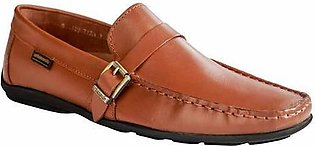 Buckled Mens Loafers