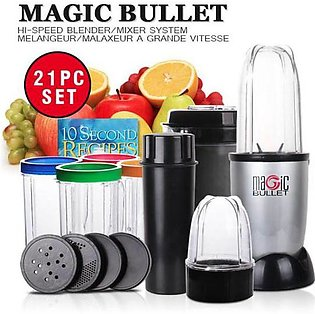 21-Piece Magic Bullet Blender