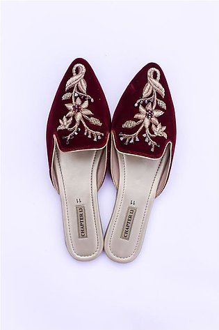 Chapter 13 - Maroon Bella Mules