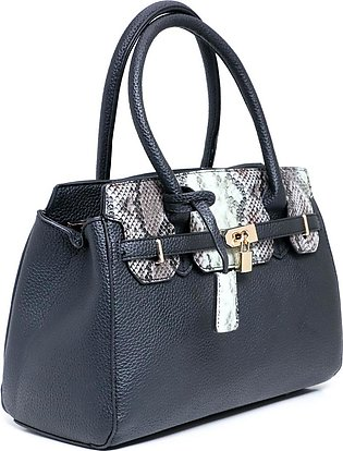 Black Color Formal Hand Bags P34740
