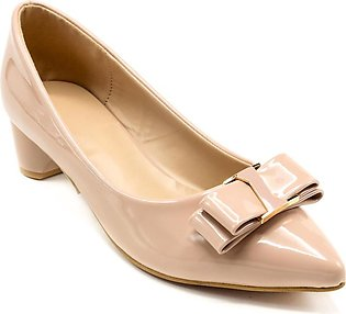 Pink Color Formal Court Shoes WN7031