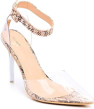 Brown Color Formal Court Shoes WN7071