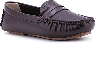 Brown Color Winter Moccasin WN4130