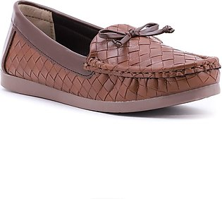 Brown Color Winter Moccasin WN4128
