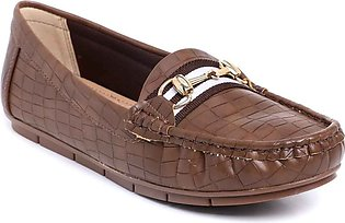 Brown Color Winter Moccasin WN4064