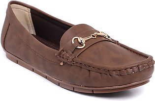 Brown Color Winter Moccasin WN4063