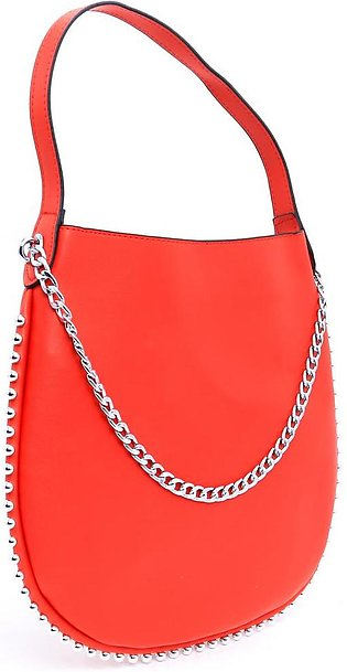 Red Color Casual Shoulder Bags P34752
