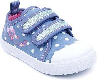 Blue Color Stylo Baby Booties KD7009