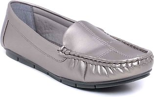Grey Color Winter Moccasin WN4074