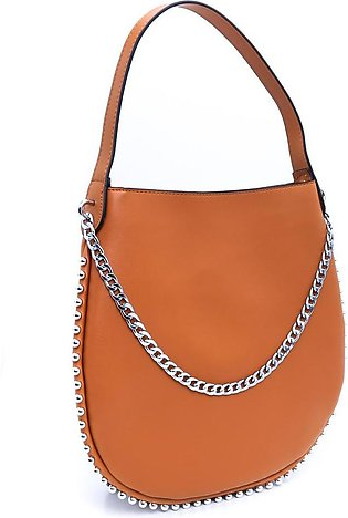 Brown Color Casual Shoulder Bags P34752