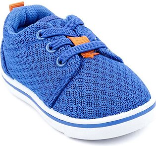 Blue Color Stylo Baby Booties KD7012