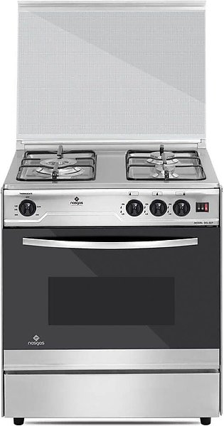 Nasgas Cooking Range EXC-327 3 burner GT
