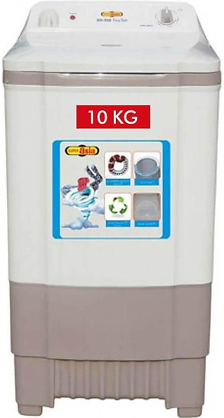 Super Asia 10 kg Semi Automatic Spinner-Dryer SD-550