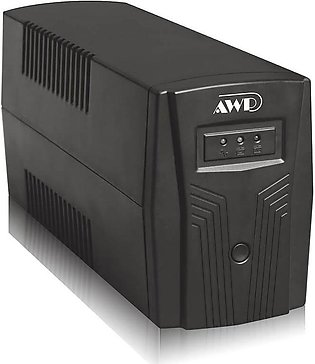 American Wise Power, ARCPure, 2 kVA  1.6 kW UPS with Built-in Stabilizer (AVR),…