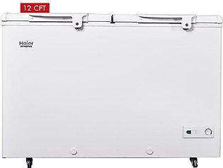 Haier 325i Inverter Deep Freezer