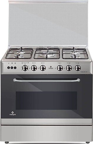 Nasgas Cooking Range EXC-334 5 burner GT