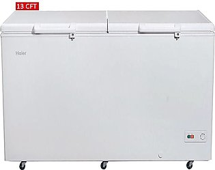 Haier Double Door Deep Freezer HR-385H