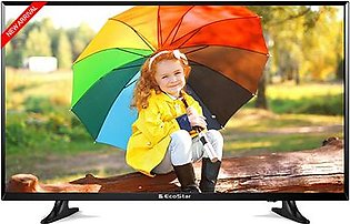 "Ecostar 40"" 40U852 SMART FULL HD LED TV"
