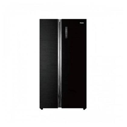 Haier Side-by-Side Refrigerator 15.7 Cu Ft (HRF-548BP)