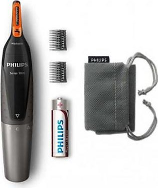 Philips Nose Ear & Eyebrow Trimmer Series 3000 (NT3160/10)
