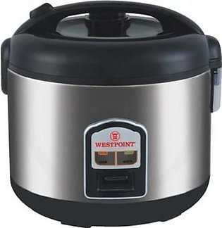 WestPoint Rice Cooker Steel (WF-5350)