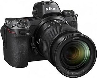 Nikon Z6 Mirrorless Digital Camera With Nikkor Z 24-70mm F/4 S Lens