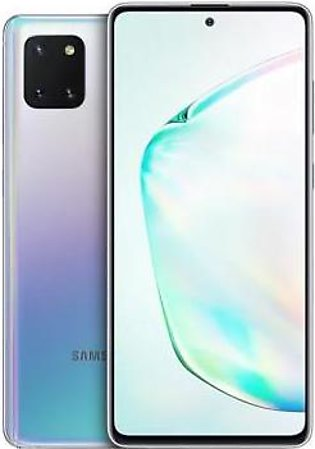 Samsung Galaxy Note 10 Lite 4G, 6GB, 128GB  Brand New Box Pack (PTA Approved)