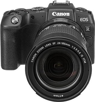 Canon EOS RP Mirrorless Digital Camera with EF 24-105mm f/3.5-5.6 STM Lens an...