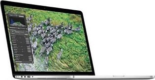 "Apple MacBook Pro with Retina Display 15.4"" - ME665LL/A"