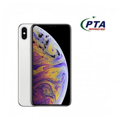 IPhone XS MAX 64 GB Silver Official Warranty
