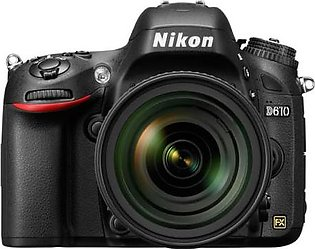 Nikon D610 Kit With AS-F 24-85/3.5-4.5G VR LENS