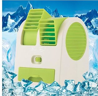 Mini Double Air Cooler With Fragrance