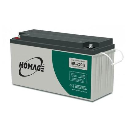 HOMAGE Battery Sealed 125A HB-200G