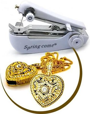 USB Necklace + Handheld Sewing Machine Offer ( For Your Loved One)