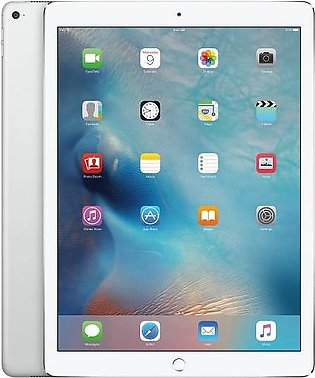 Apple iPad Pro 12.9 (Wifi, 4G, 128GB, Silver)