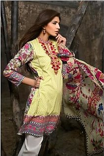 E14575A (PINK) By Khaadi