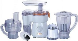 National Gold Food processor 8 in 1 White NG-786 2130