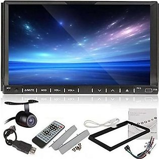 Touch Screen Radio Stereo LELEC 7 Inch 2Din Bluetooth DVD Player