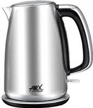 Anex AG-4048 Electric Kettle S.S 1.7 Ltr