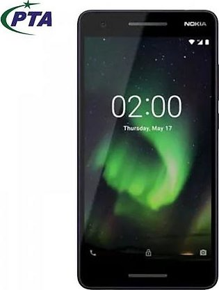 "Nokia 2.1 5.5"" 8GB with official warranty (PTA Approved)"