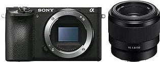 Sony Alpha A6500 Compact System Camera Body Only