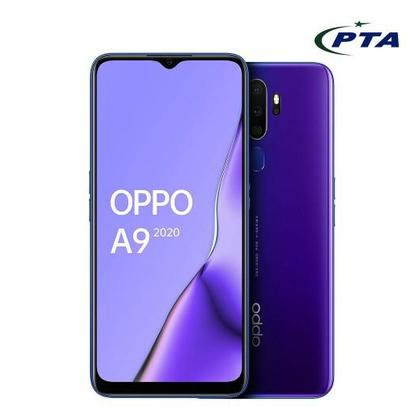 Oppo A9 2020 8GB, 128GB RAM Dual Sim official warranty (PTA Approved)