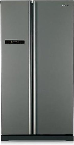 Samsung RSA1STMG Side By Side No Frost Refrigerator