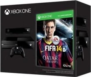 Microsoft Xbox One 500GB Kinect with FIFA14