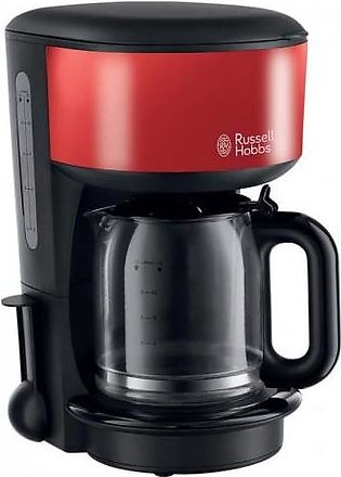 Russell Hobbs Flame Red Coffee Maker (20131-56)