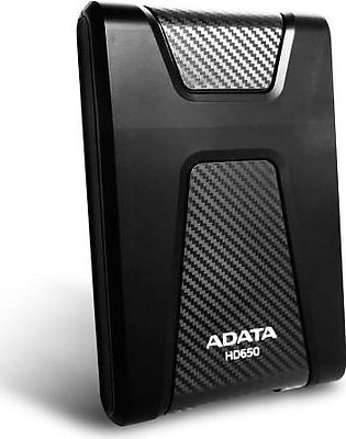 ADATA HD650 1TB Portable External Hard Drive